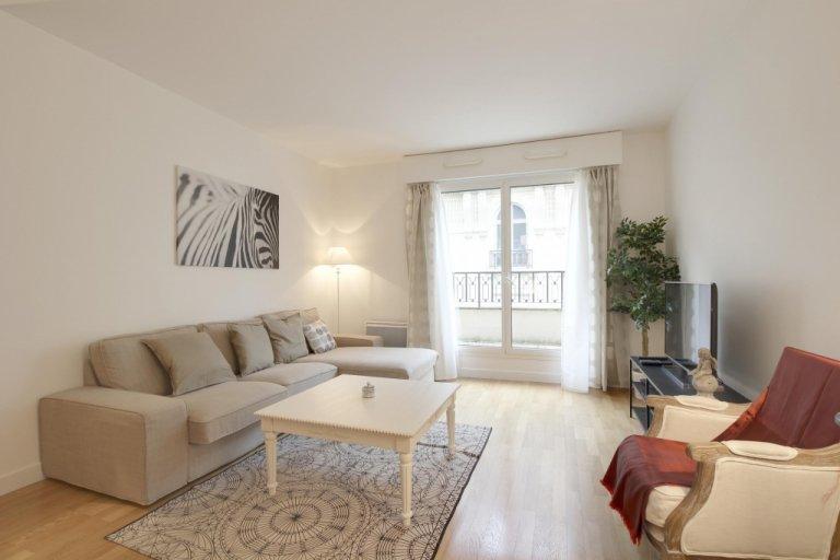 Appartamento con 2 camere da letto in affitto nel 16 ° arrondissement, Parigi