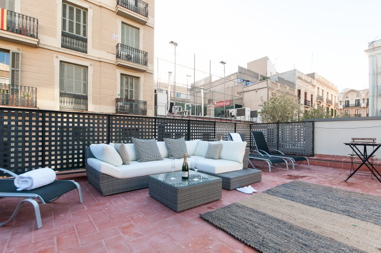 Apartamento de 2 quartos para alugar em Eixample, Barcelona