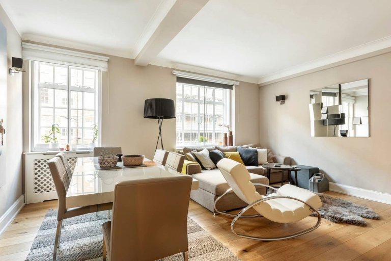 Appartement 2 chambres à louer à Marble Arch, Londres