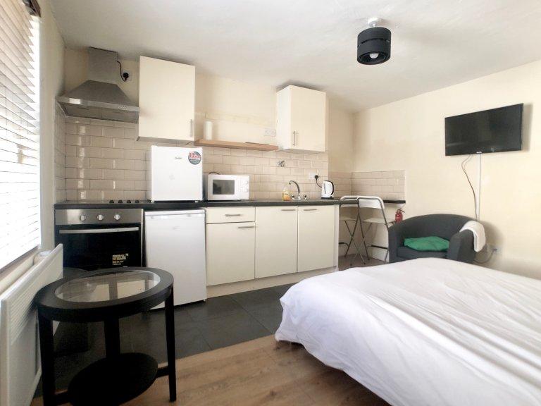 Sunny studio flat to rent in Drumcondra, Dublin
