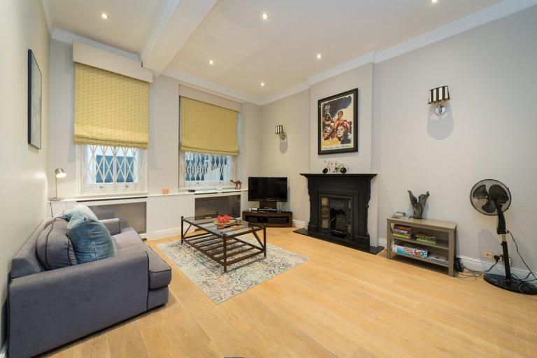 Élégant appartement de 3 chambres à louer à Paddington, Londres