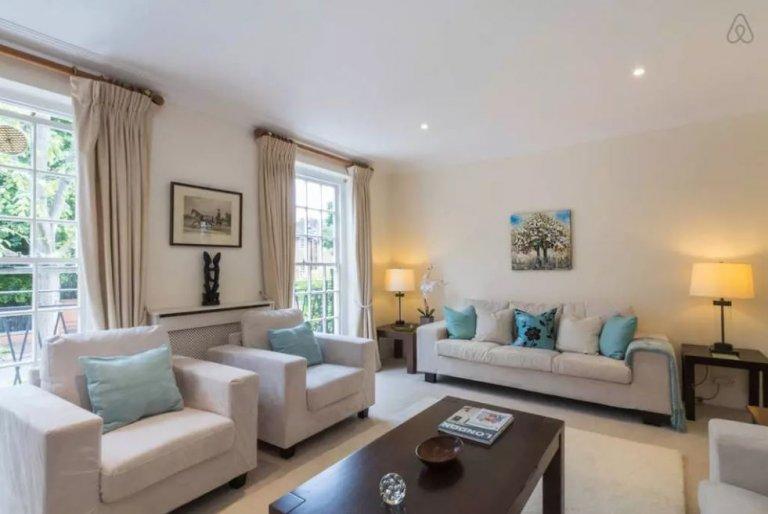 4-Zimmer-Wohnung in Kensington zu vermieten