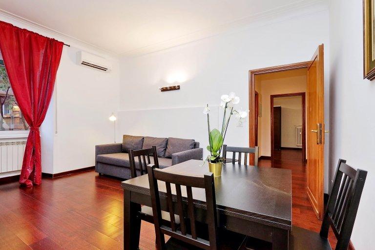 Appartement 1 chambre à louer à Flaminio, Rome
