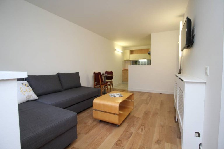 Stylish 1-bedroom apartment to rent in Temple Bar, Dublin