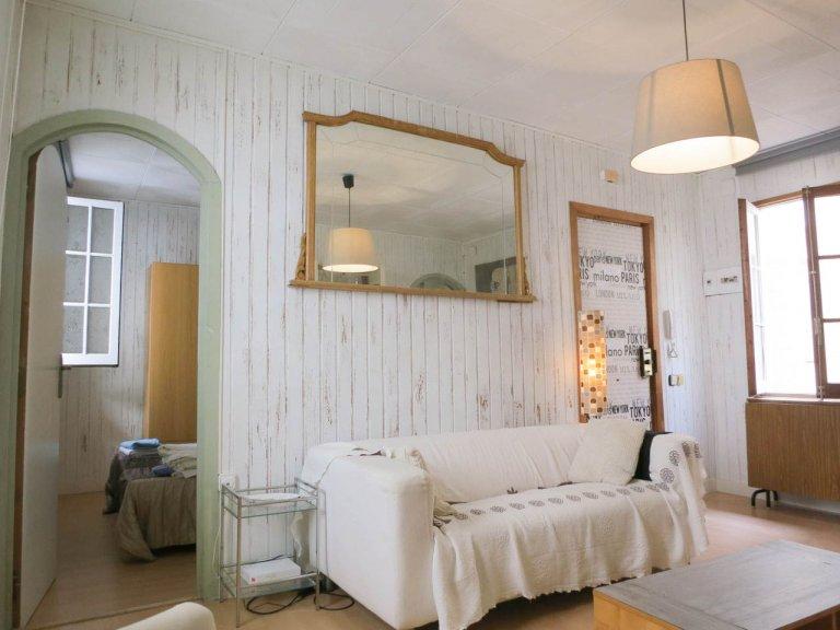 Exclusivo apartamento de 2 dormitorios en alquiler en El Raval, Barcelona