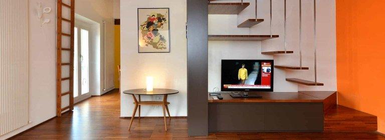 Studio-Wohnung zur Miete in Navigli, Mailand