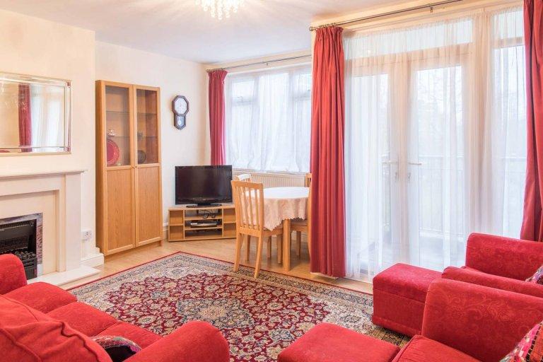 Apartamento de 4 quartos para alugar em Roehampton, Londres