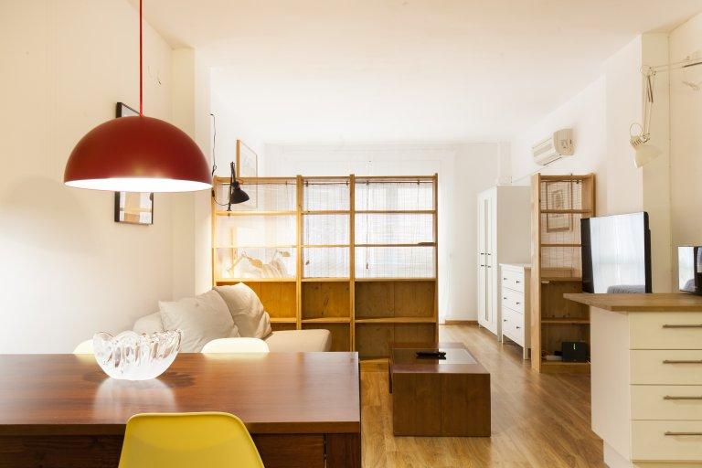 Studio à louer à Gràcia, Barcelone