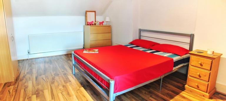 Grande chambre dans un grand appartement partagé à Londres