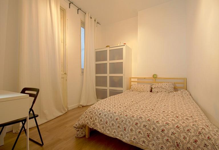 Bedroom 10 - Double bed, interior