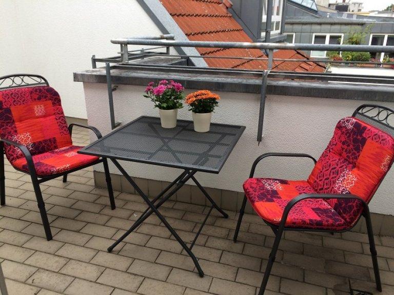 Stylish 1-bedroom apartment for rent in Charlottenburg-Wilmersdorf