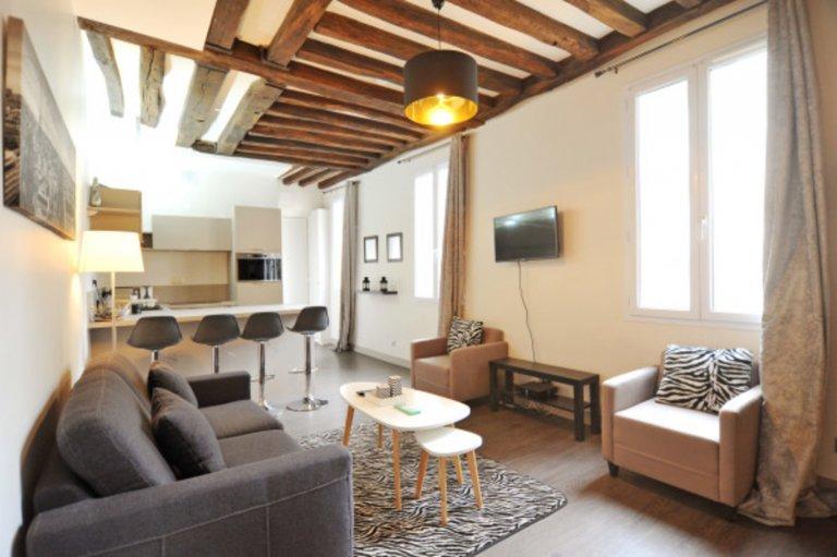 appartement 1 chambre à louer dans le 2ème arrondissement, Paris