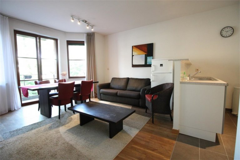 2-Zimmer-Wohnung zur Miete in Woluwe-Saint-Pierre, Brüssel