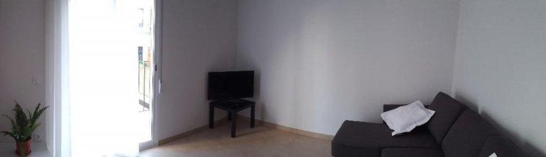 Apartamento de 1 quarto para alugar em Camins al Grau, Valência