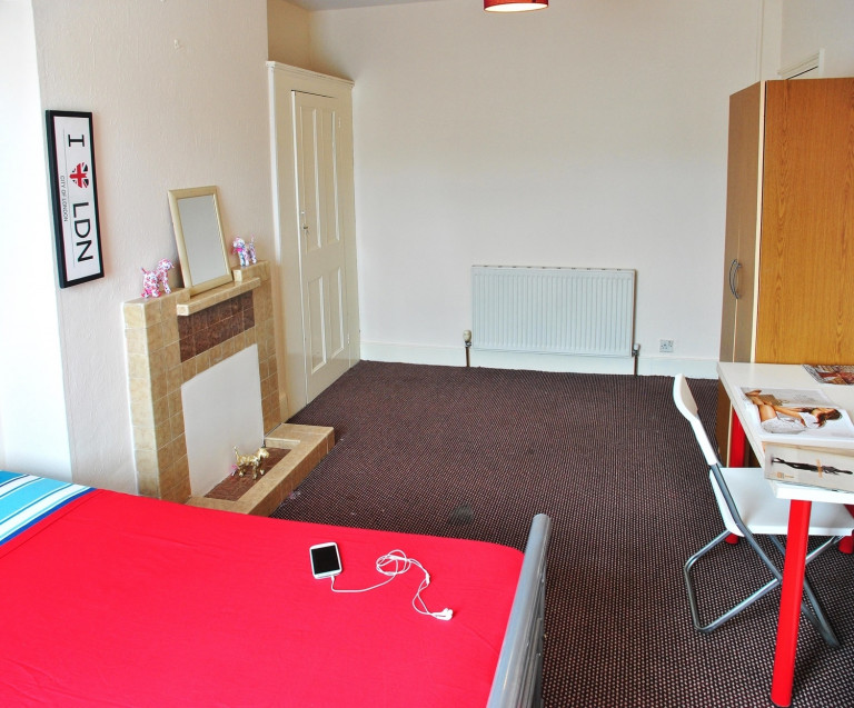 Bedroom 3 - double bed