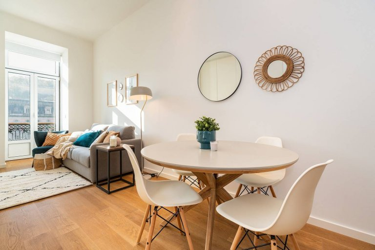 Studio apartment for rent in Rossio e Restauradores, Lisbon