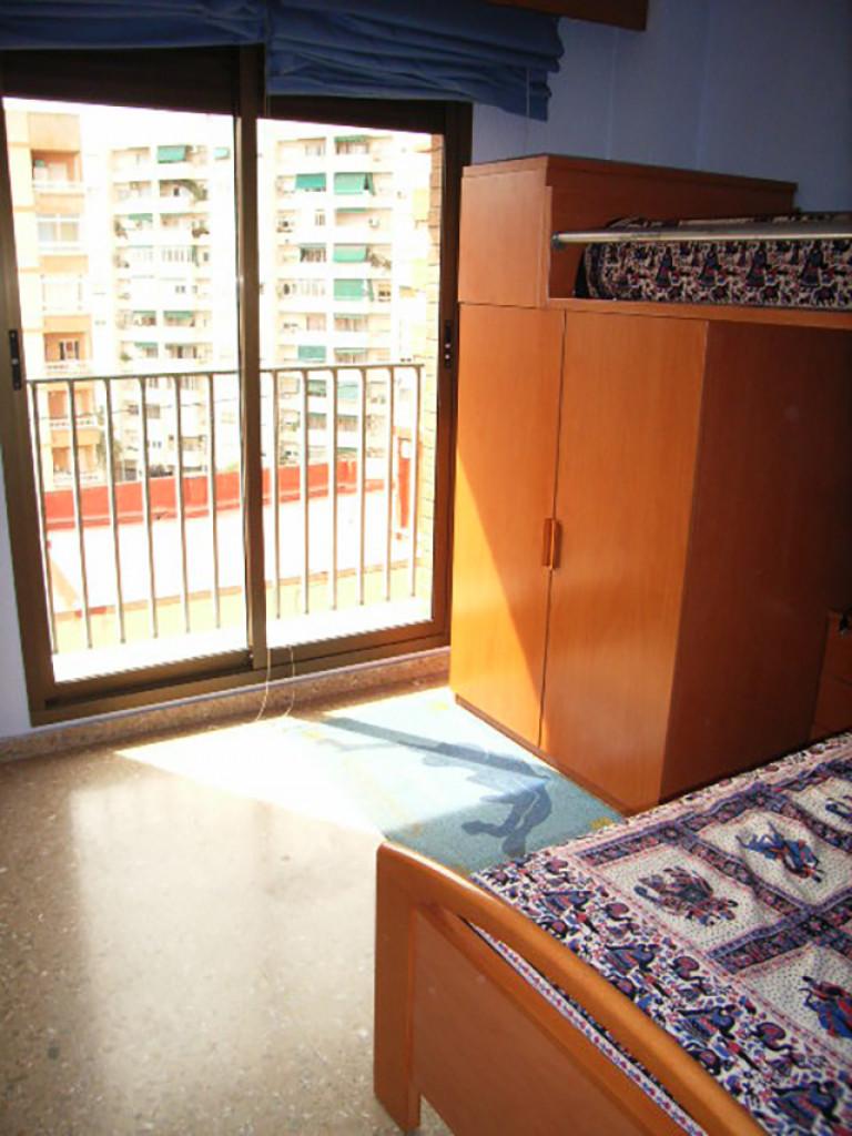 Bedroom 2 - bunk beds