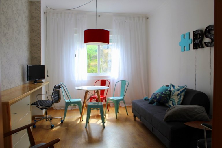 1-pokojowe mieszkanie do wynajęcia w Ajuda, Lizbona