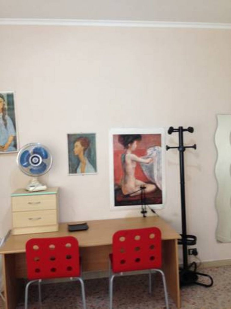 Room for rent in 2-bedroom apartment in Portuense, Rome