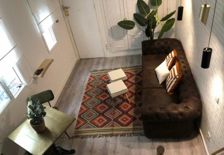 1-pokojowe mieszkanie do wynajęcia w Lavapiés, Madryt