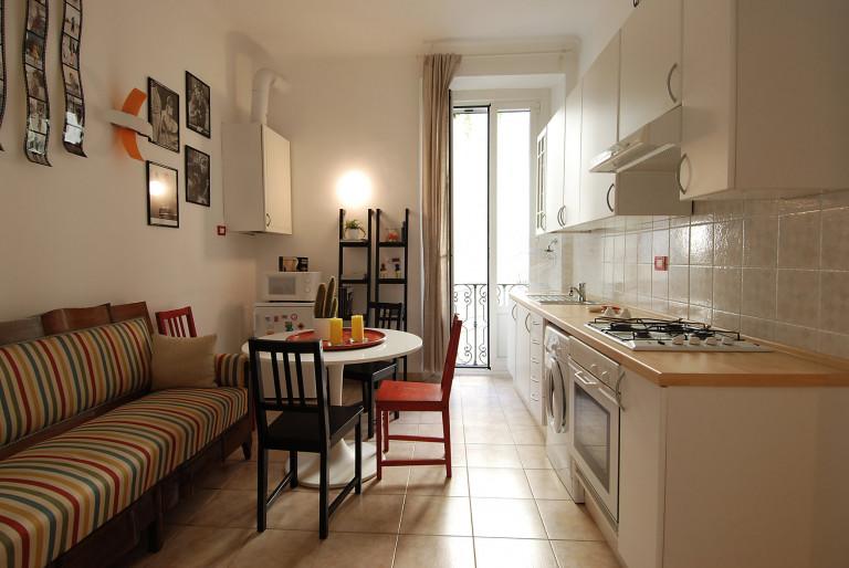 1-bedroom apartment for rent in Porta Nuova, Milan