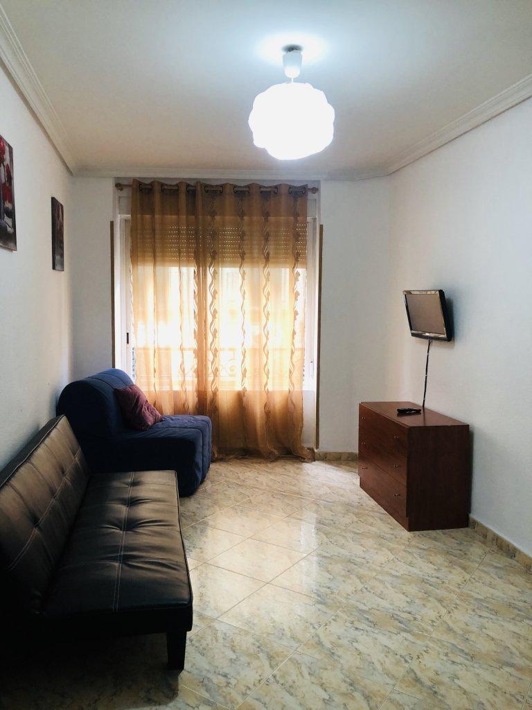 Apartamento casual com 1 quarto para alugar em Chueca, Madrid