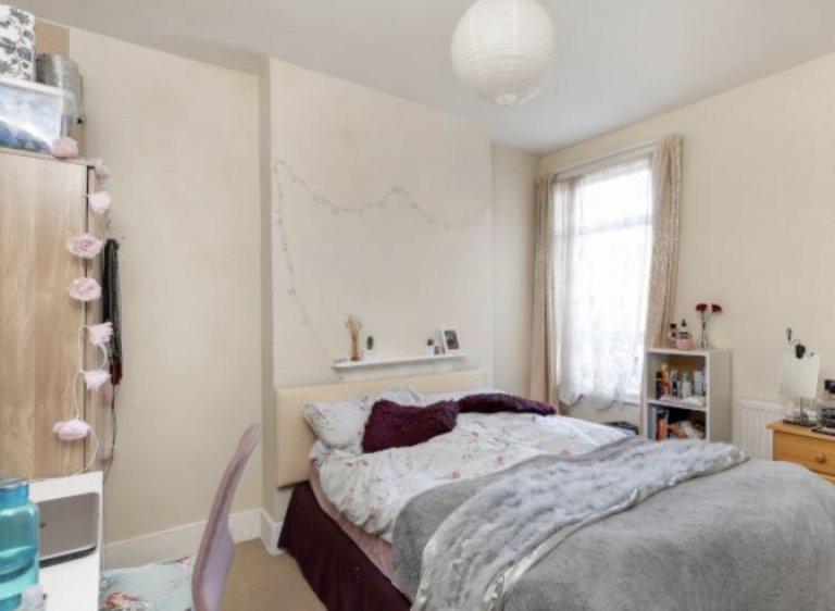 Londra'da ortak dairede oda