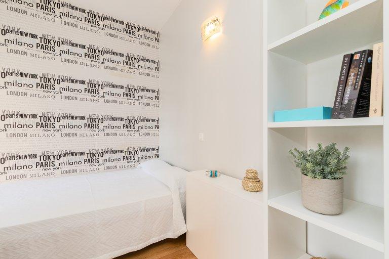 Quartos para alugar em apartamento em São Domingos Benfica, Lisboa