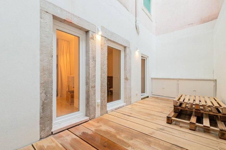 Appartement 1 chambre à louer à louer au Bairro Alto, Lisbonne