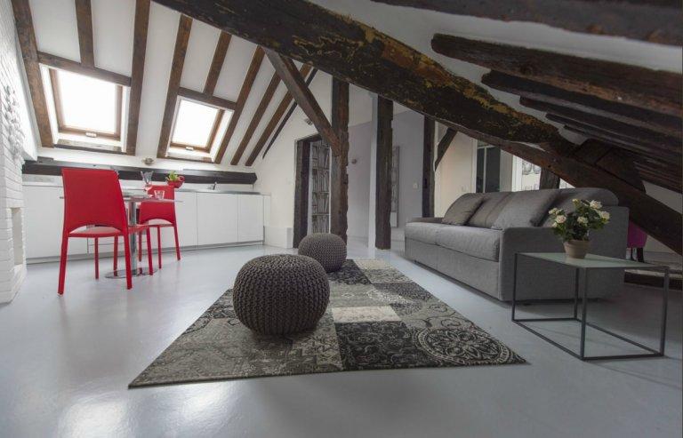 Appartement 1 chambre à louer au 1er arrondissement, Paris
