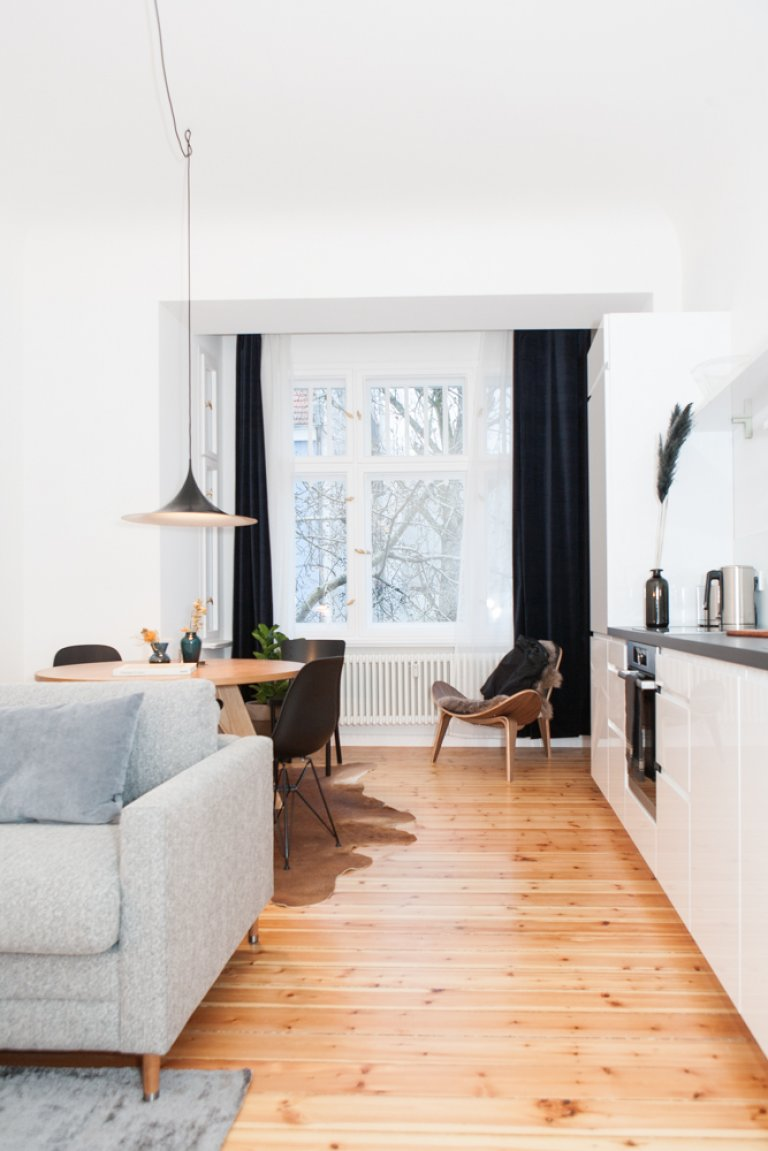 Apartment with 1 bedroom for rent in Kreuzberg , Berlin