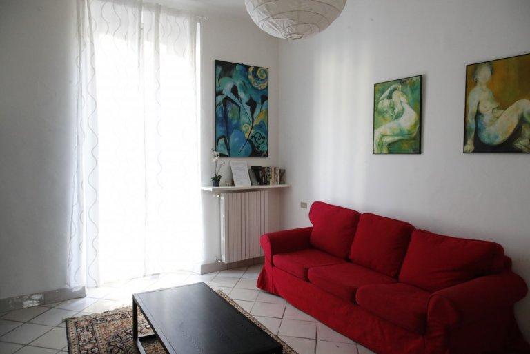 Lindo apartamento de 1 quarto para alugar em Porta Vittoria, Milão