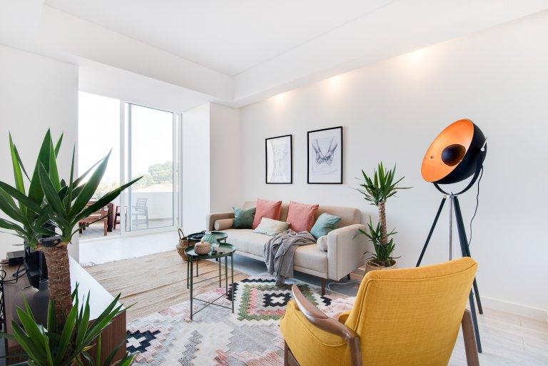 Superbe appartement de 3 chambres à louer à Penha de França