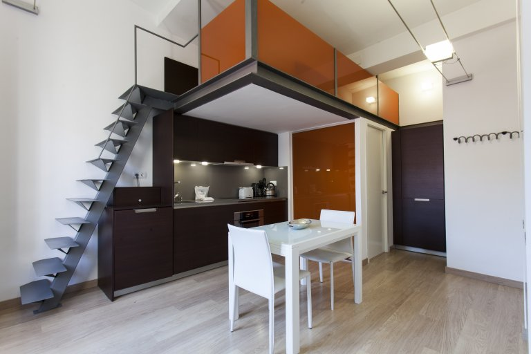 Moderno estudio en alquiler en El Raval, Barcelona