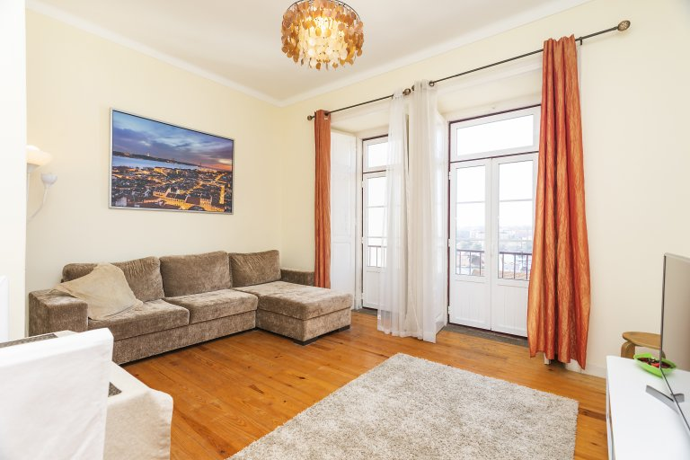 Appartamento con 3 camere da letto in affitto ad Alfama, Lisbona