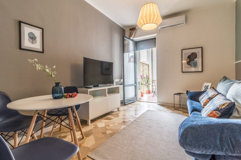 Appartement idyllique avec 1 chambre à louer à Sempione, Milan