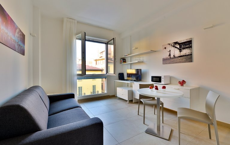 Gorgeous 1-bedroom apartment for rent in Malpighi