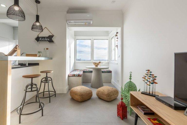 Fantástico apartamento de 4 quartos para alugar em Areeiro, Lisboa