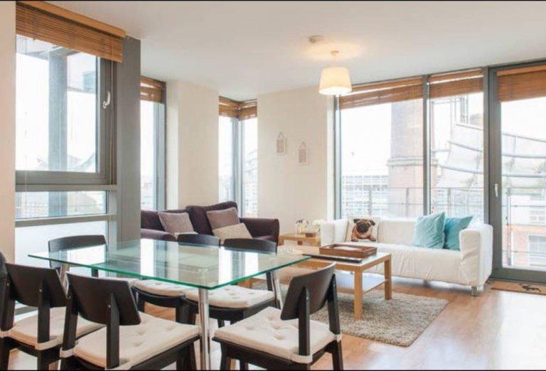 Brilhante apartamento de 2 quartos para alugar em Stoneybatter, Dublin