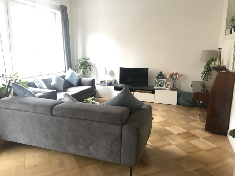 Room in shared apartment in Schaarbeek