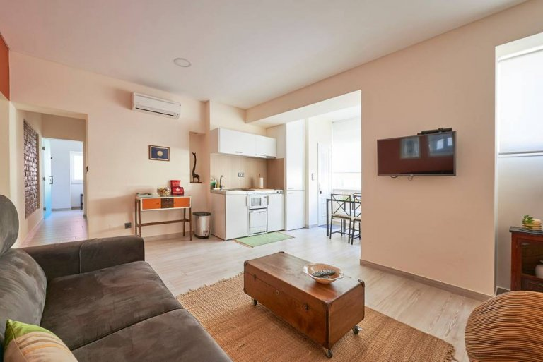 1-bedroom apartment for rent in Areeiro, Lisbon