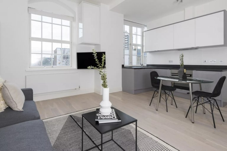 1-bedroom flat to rent in Kentish Town, London