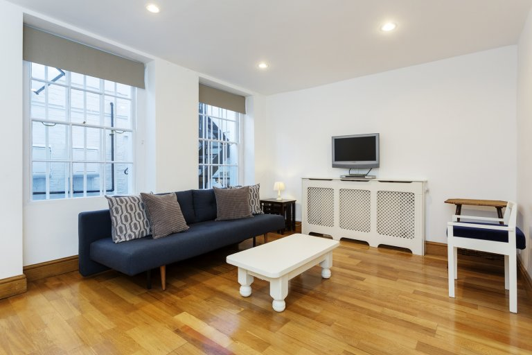 1-bedroom apartment for rent in Marylebone, London