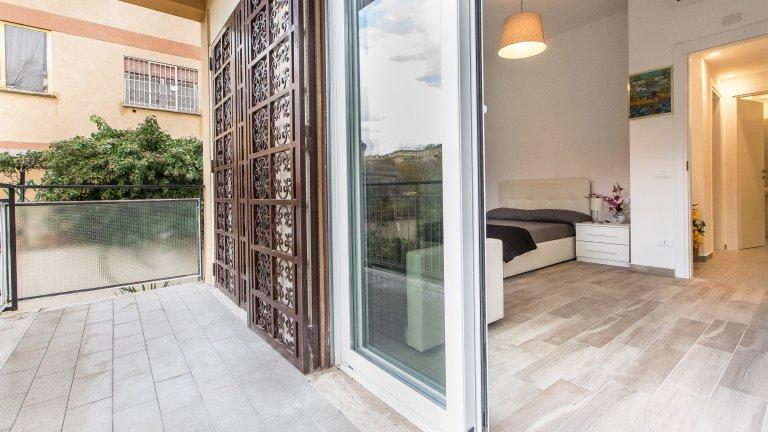 Appartement de 3 chambres à louer à Monteverde, Rome
