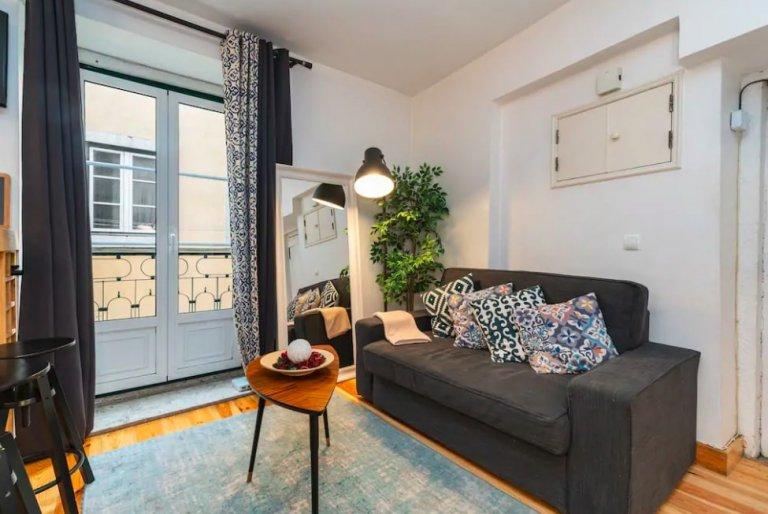 Apartamento de 1 quarto para alugar na Mouraria, Lisboa