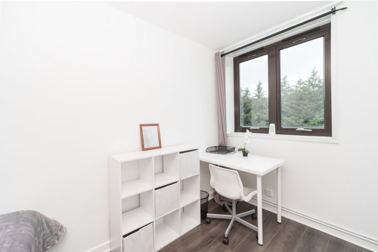 Room for rent in 4-bedroom apartment in City of Westminster