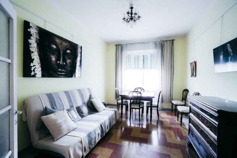 1-bedroom apartment for rent in Nomentano, Rome