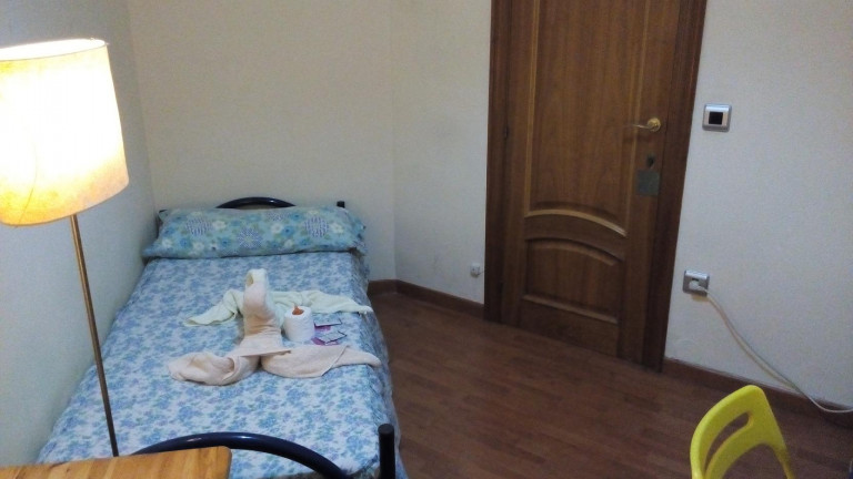 Interior single room