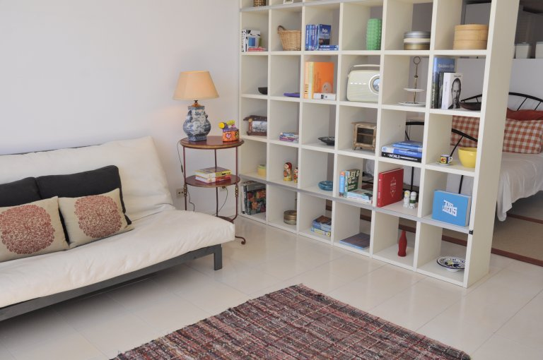 Estudio en alquiler en São João de Caparica