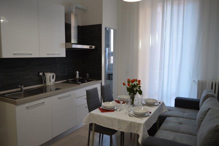 Apartamento de 2 dormitorios en alquiler en Certosa, Milán